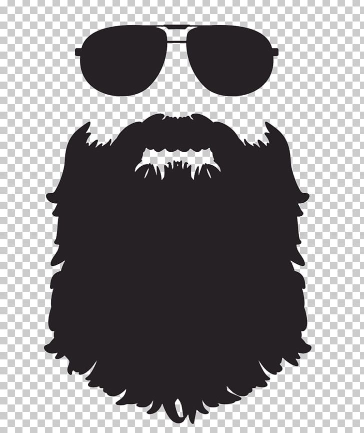 Beard Silhouette PNG, Clipart, Art, Beard, Black, Black And.