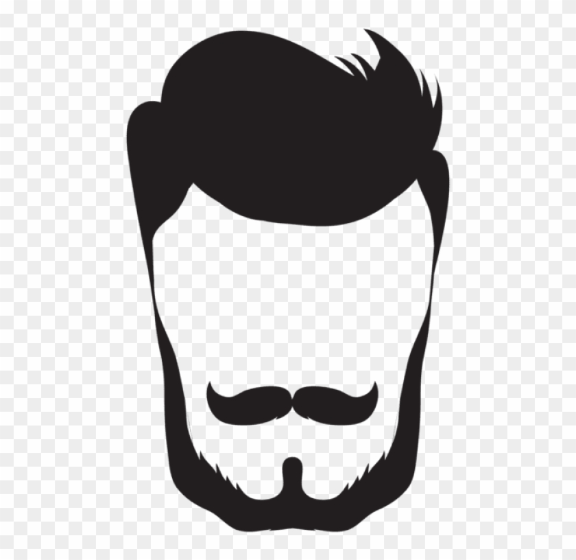 Free Png Download Hipster Hair And Beard Png Clipart.