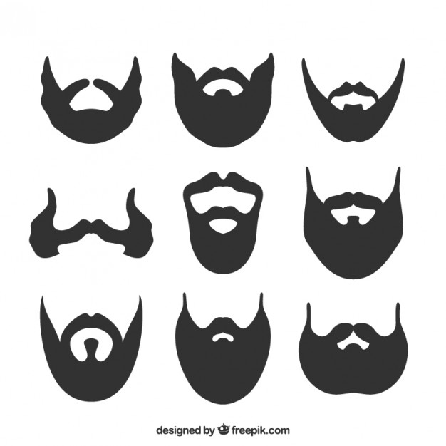 Beard vectors photos and psd files free download clip art.