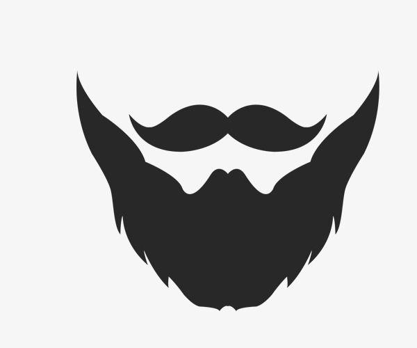 Adult Beard, Beard Clipart, Moustache, Beard Pictures PNG.