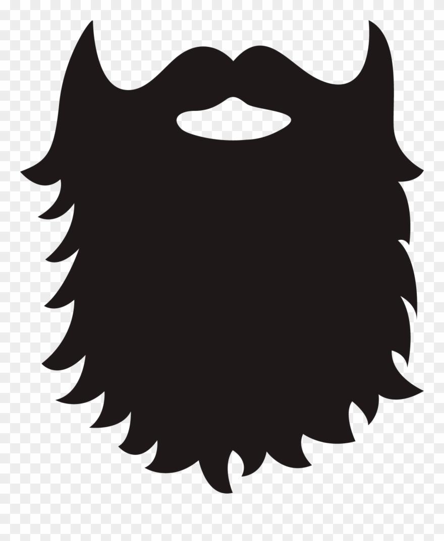 Beard Clipart Full.