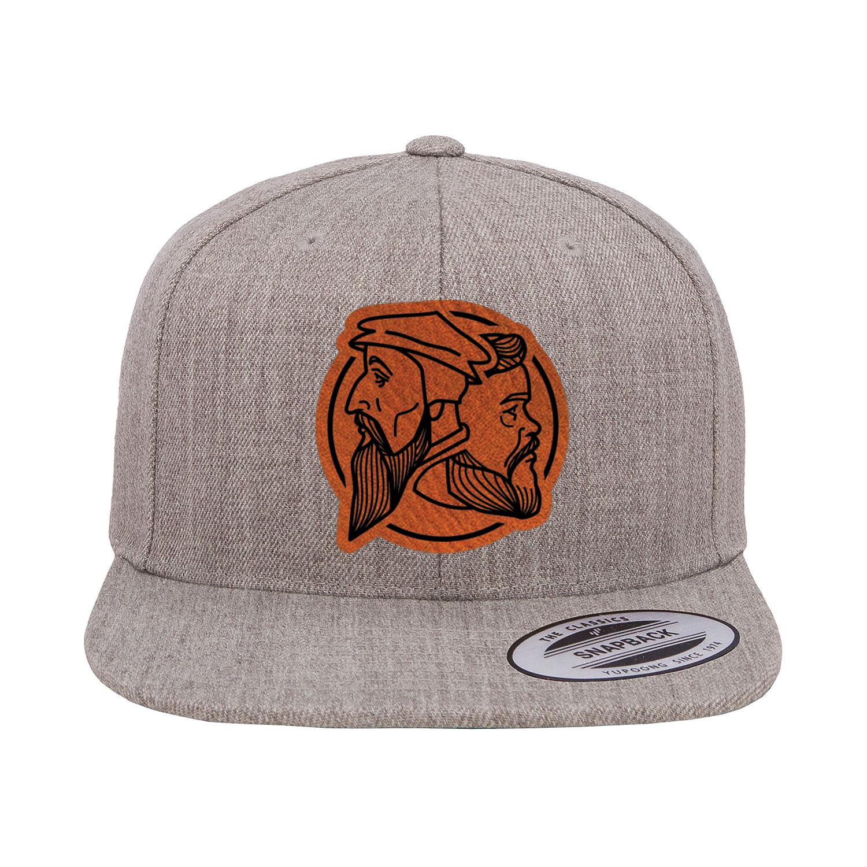 Logo Snapback Hat.
