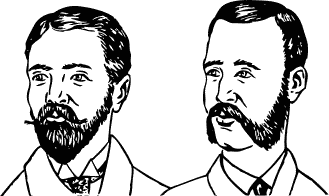 Free Beard Clipart, 1 page of Public Domain Clip Art.