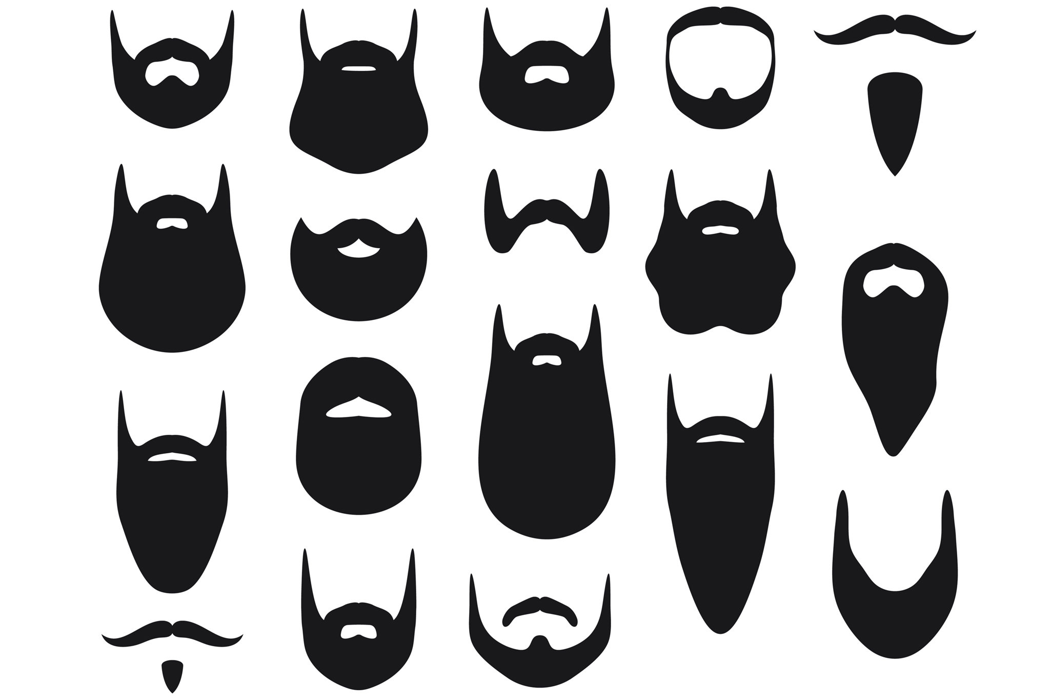 Oh, to Be Just Another Bearded Face.