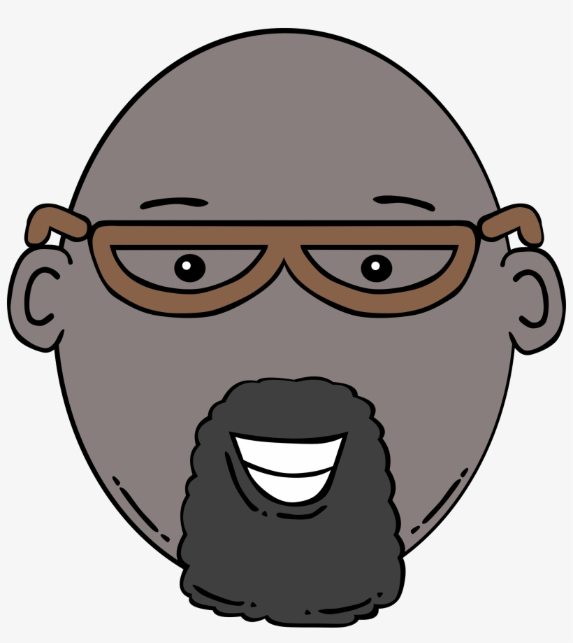 Image Transparent Library Beard Clipart Goatee.