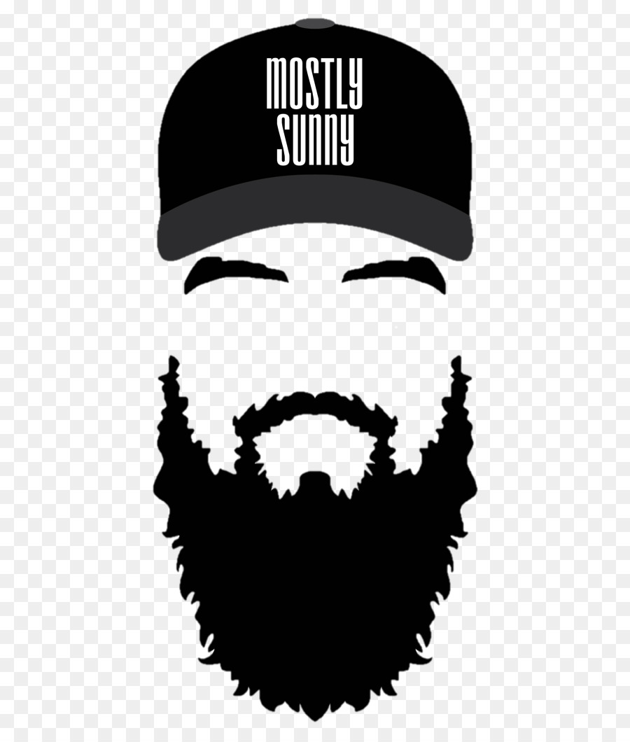 Clip art Bearded Man #2 Image Vector graphics.