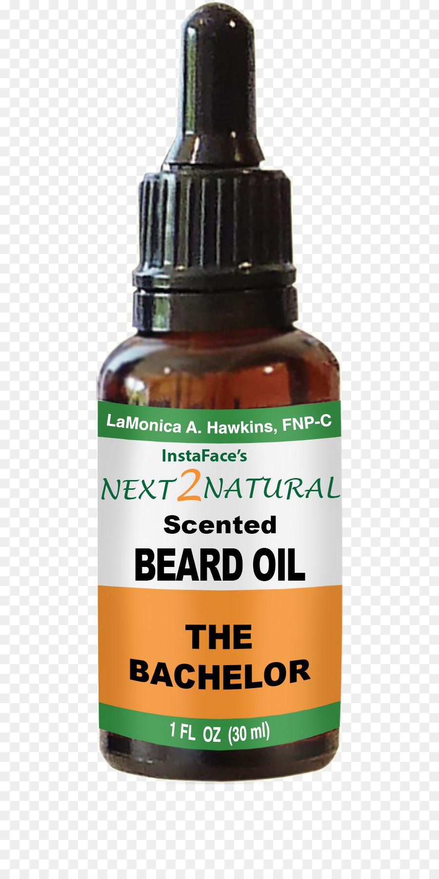 Beard Oil Liquid png download.