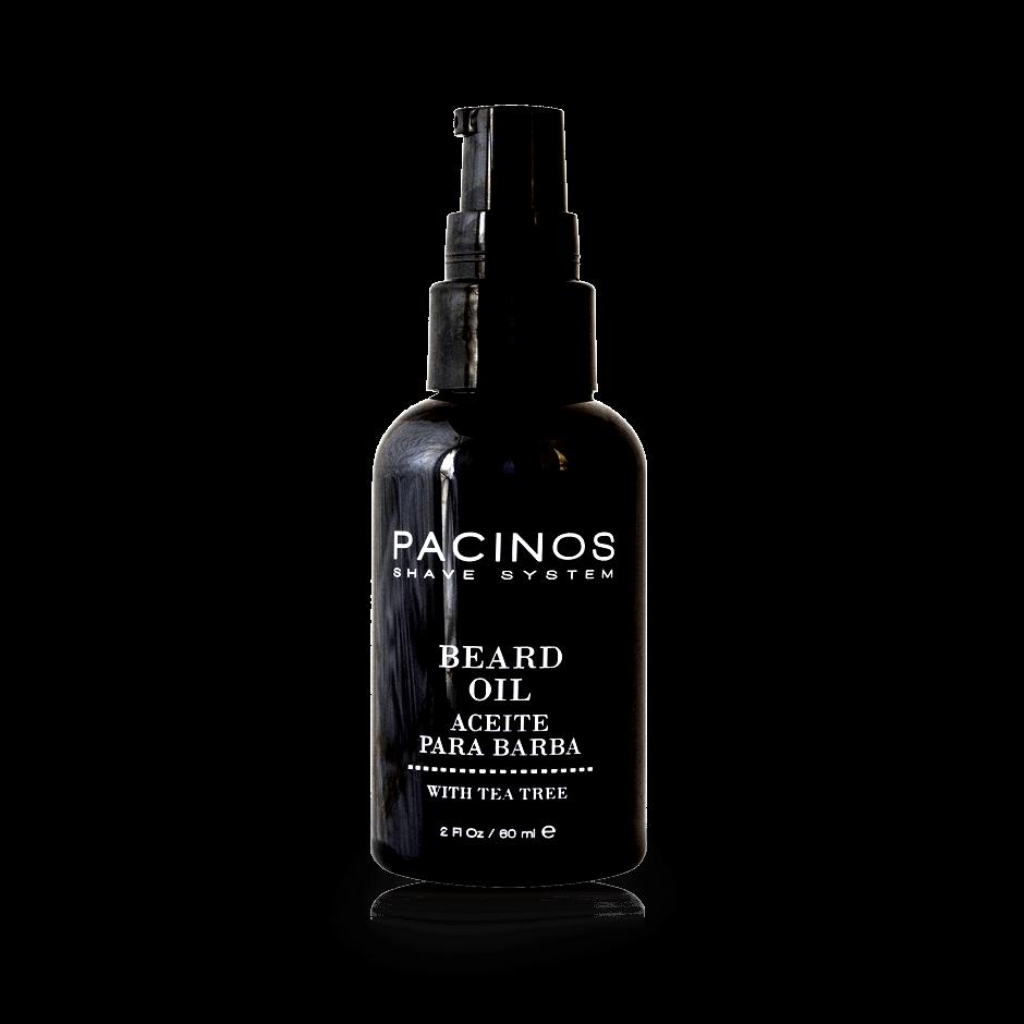Pacinos Beard Oil.