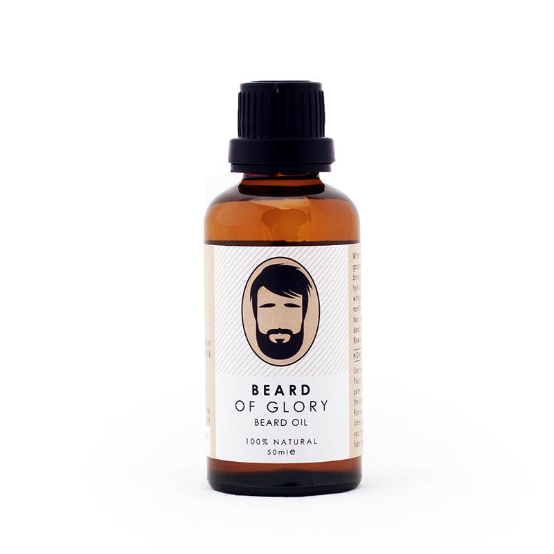 Beard of Glory Beard Oil.