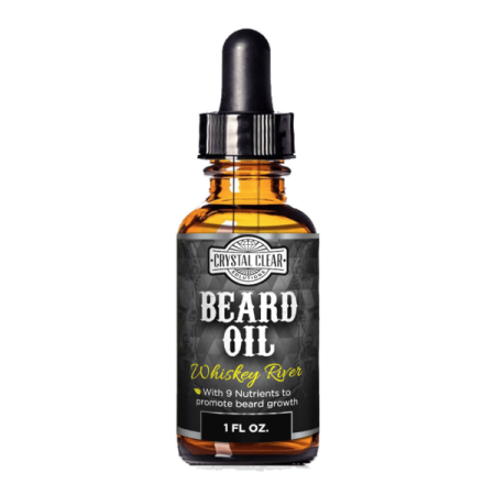 CCS Beard Oil Growth for Men, Leave.