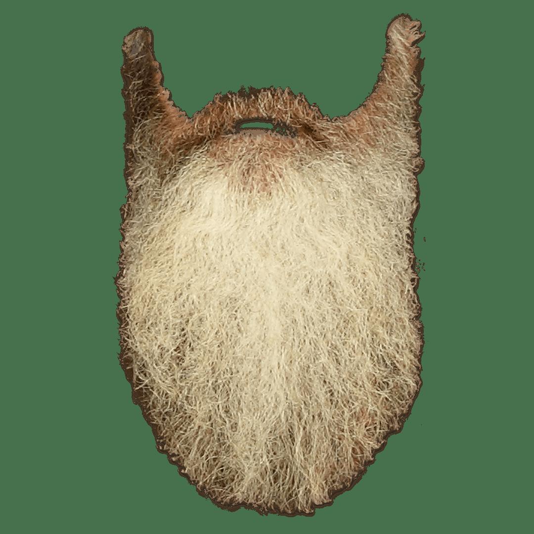 Long Beard transparent PNG.