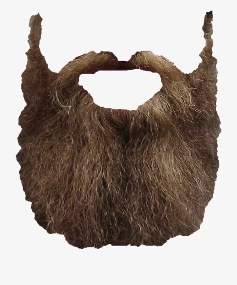 Beard Clip Art With Transparent Background.