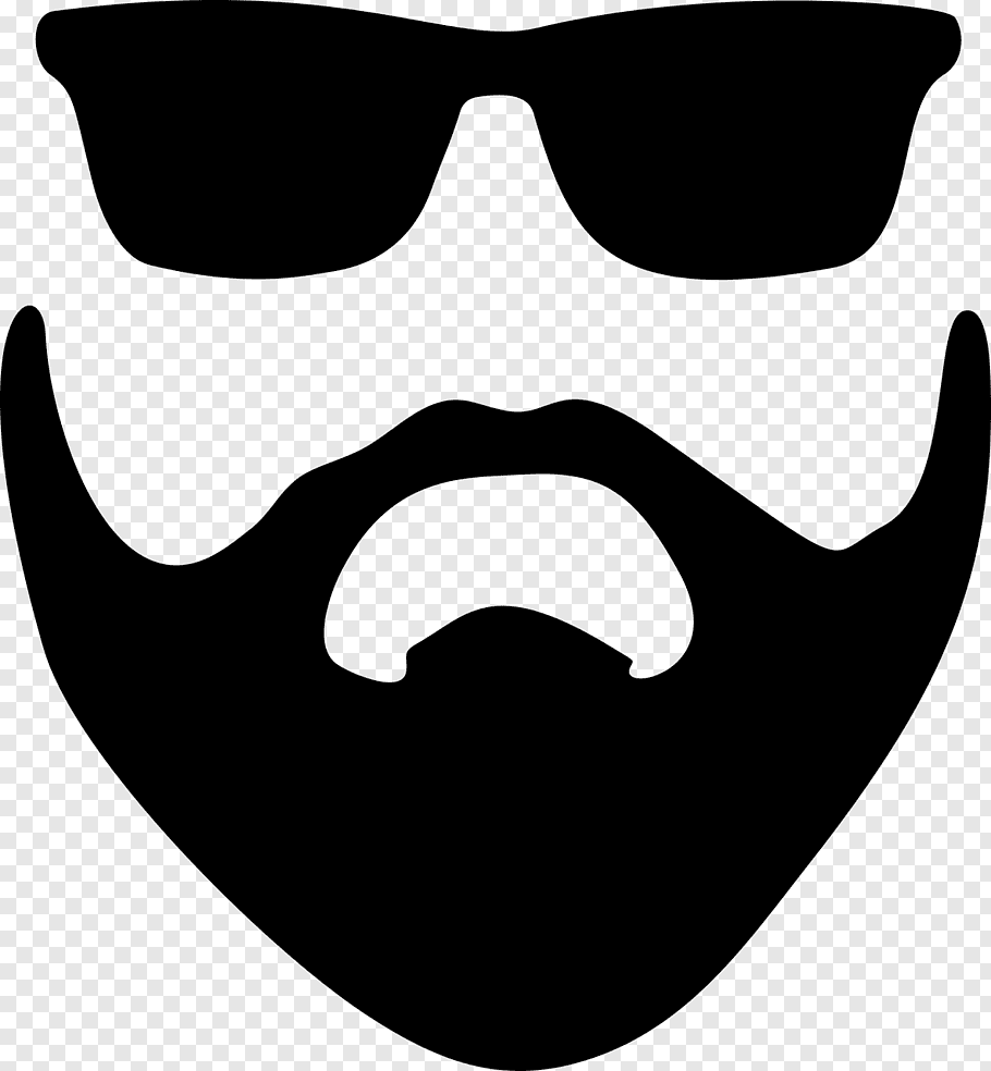 Bearded man with Wayfarer.