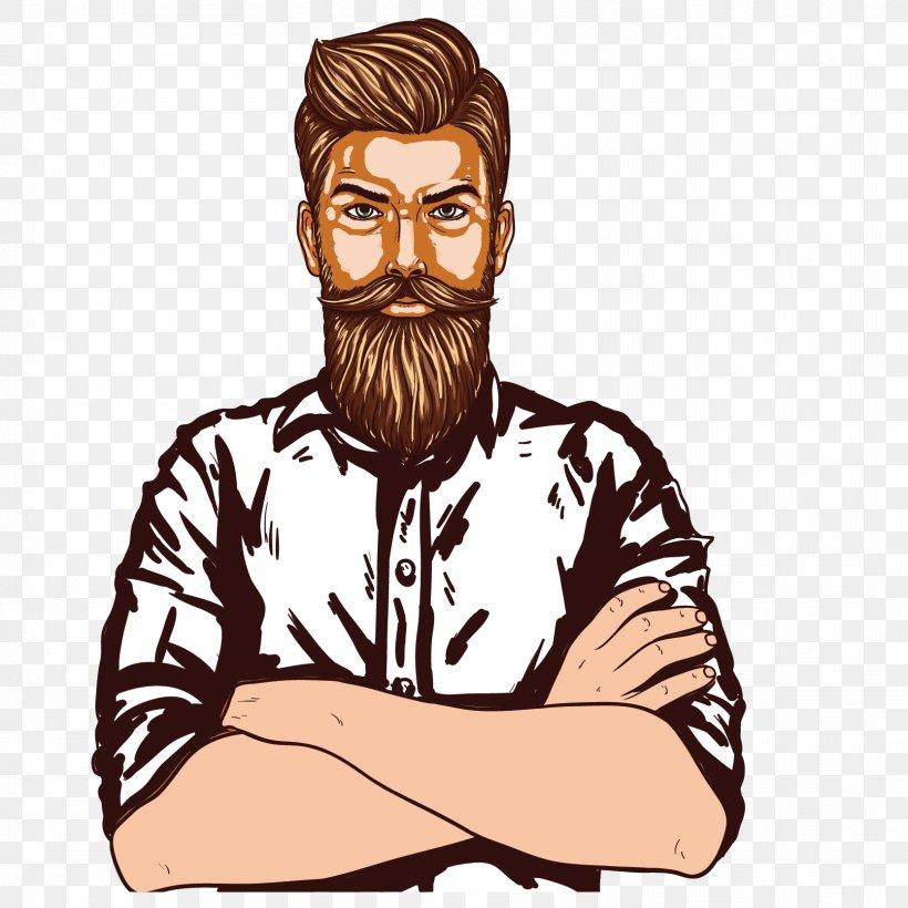 Beard Man Page VectorDesigner, PNG, 1667x1667px, Beard, Art.