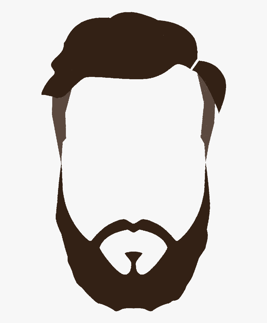 Clip Art Free Download Beard Clipart Real.