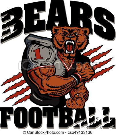 bears football.