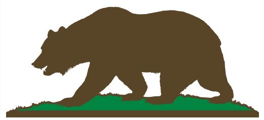 2456 Bears free clipart.