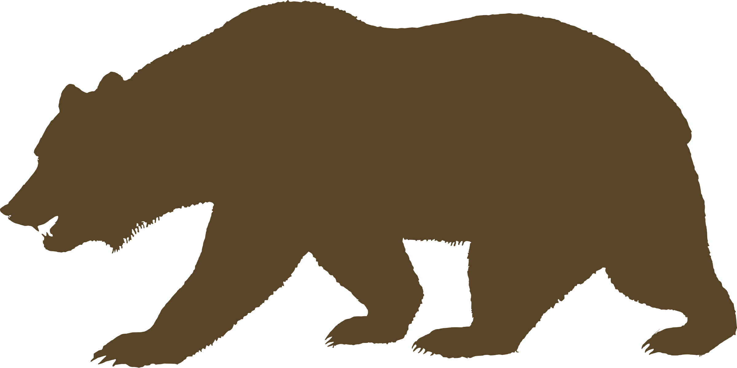 Clipart bear woods, Clipart bear woods Transparent FREE for.