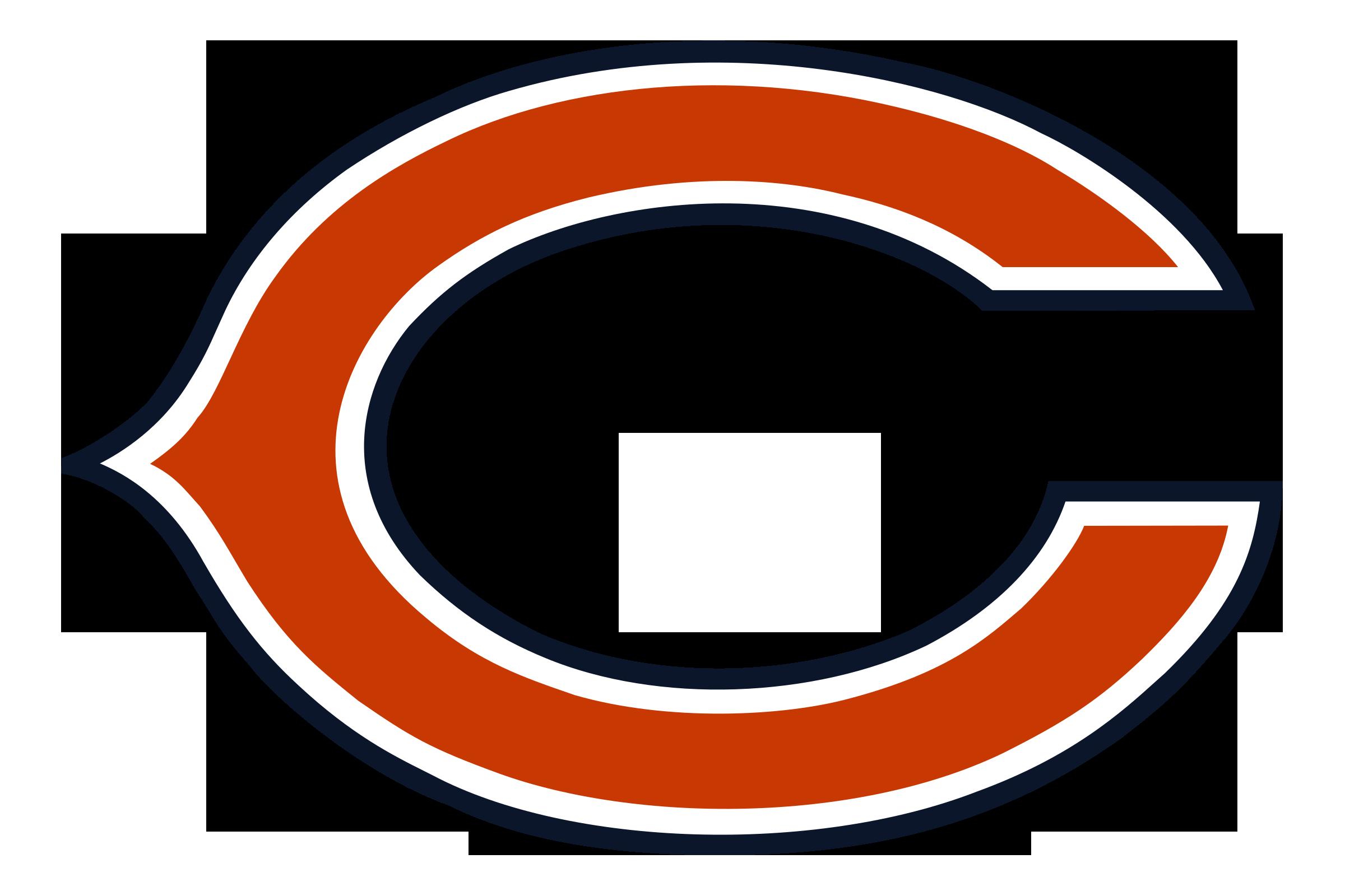 Chicago Bears Logo PNG Transparent & SVG Vector.