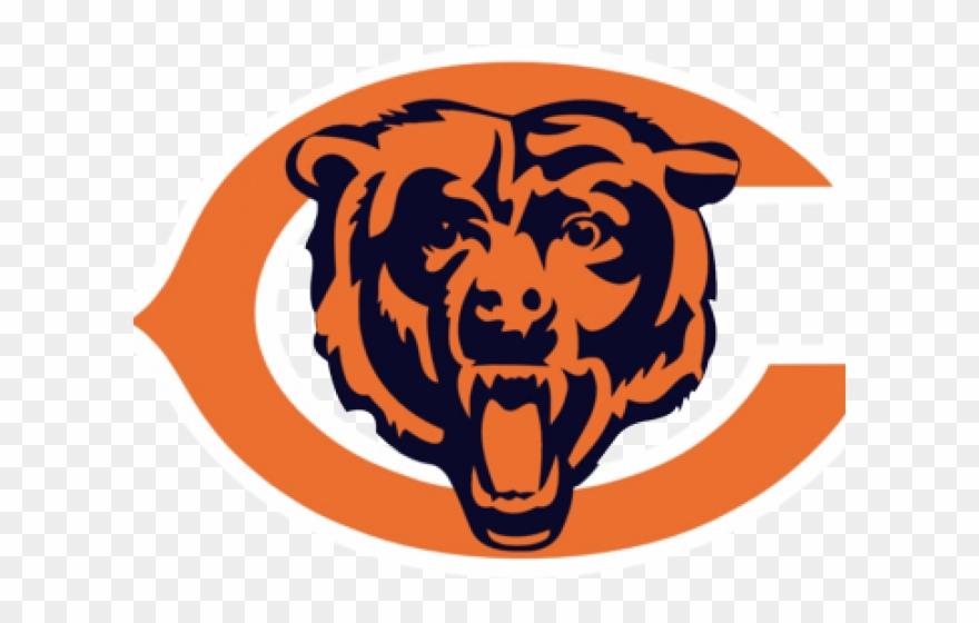 Black Bear Clipart Chicago Bears.