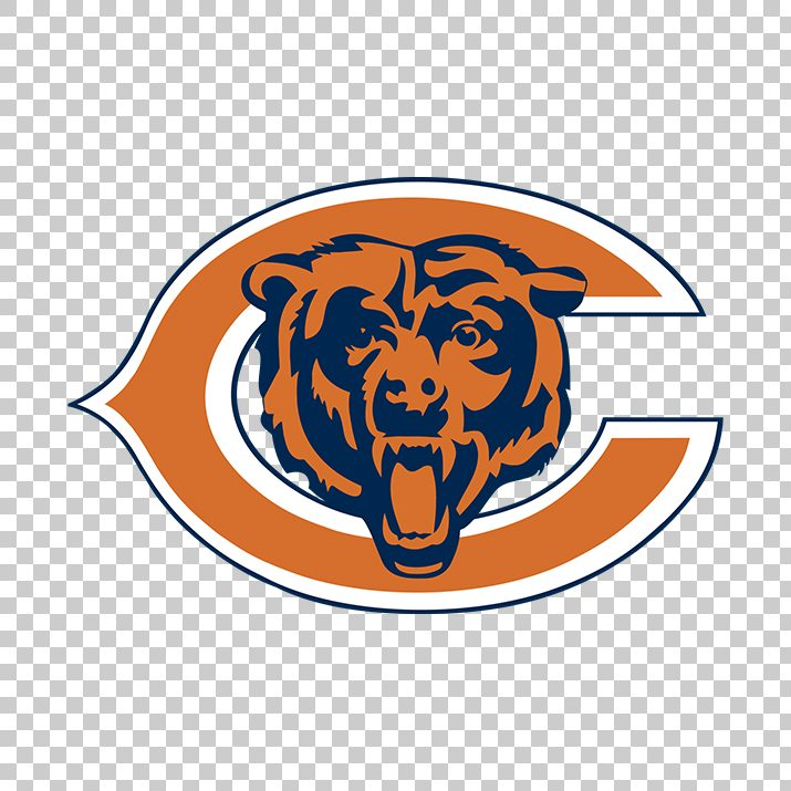 Chicago Bears Logo PNG Image Free Download searchpng.com.