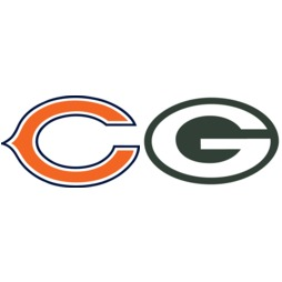 Chicago Bears at Green Bay Packers.