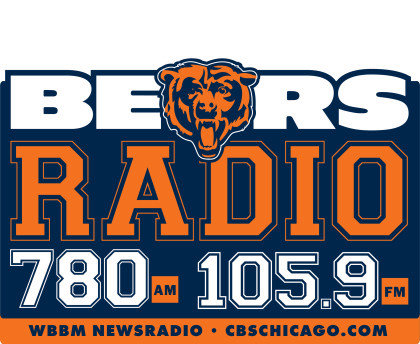 Listen Live: Chicago Bears vs. Green Bay Packers.