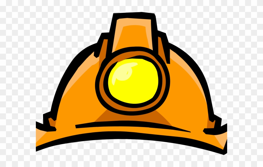 Clipart hat miner, Clipart hat miner Transparent FREE for.
