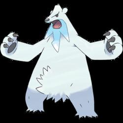 Beartic (Pokémon).