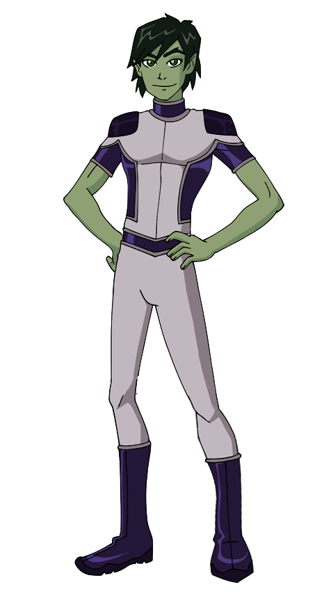 Beast Boy PNG Images Transparent Free Download.