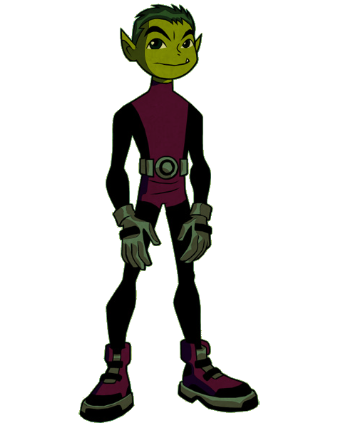Download Free png Beast Boy PNG Photos.
