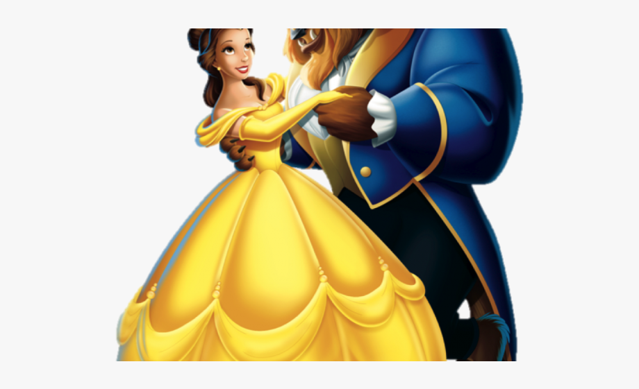 Beauty And The Beast Clipart.