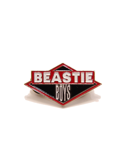 Band item BEASTIE BOYS / LOGO PIN Beastie Boys official pin batch hip.