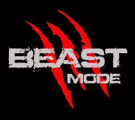 Beast Mode Logo Clan \