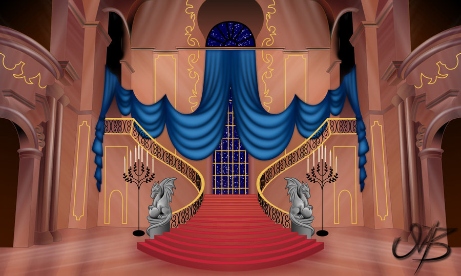 Beast's Castle by venonsting.deviantart.com on @DeviantArt.