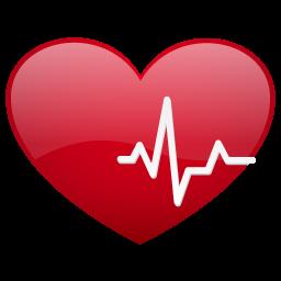 Clip Art Heart Beat Clipart.
