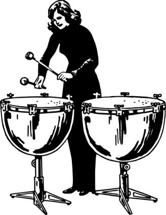 Music beat clipart.