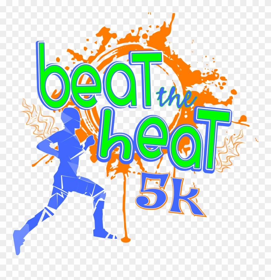 2017 Beat The Heat 5k Run/walk.