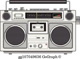 Beatbox Clip Art.