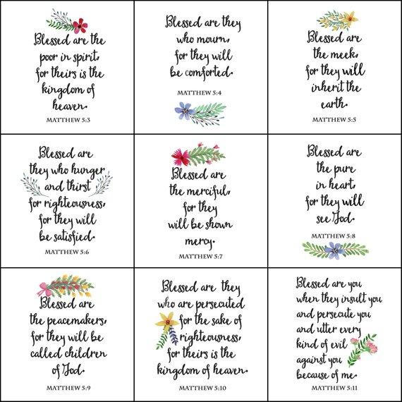 Beatitudes Clipart (94+ images in Collection) Page 1.
