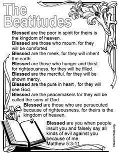Beatitudes clipart 2 » Clipart Portal.