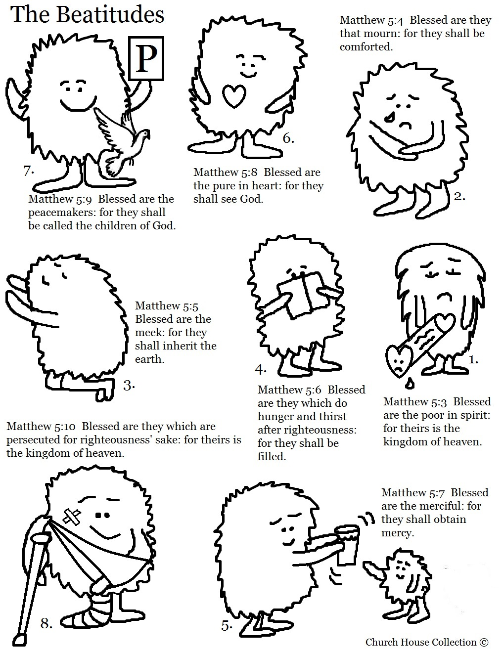 Beatitudes Clipart (94+ images in Collection) Page 2.