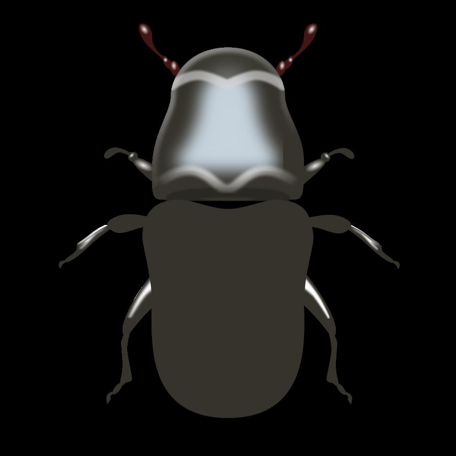 Sleepy VW Beetle Clipart, vector clip art online, royalty free.