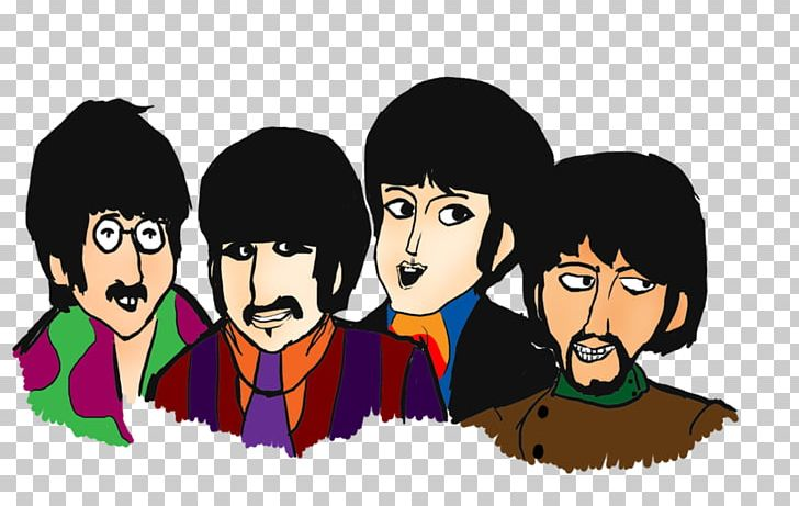 Yellow Submarine John Lennon The Beatles Abbey Road PNG.