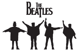 Beatles clipart 1 » Clipart Station.