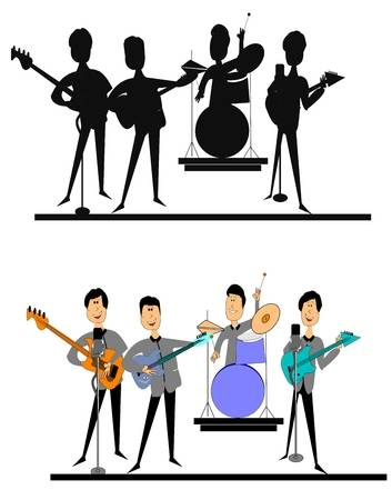 212 Beatles Stock Illustrations, Cliparts And Royalty Free Beatles.