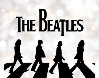 The beatles clipart.