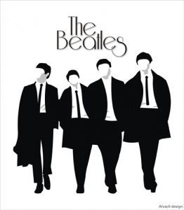 Images Of The Beatles Clipart.