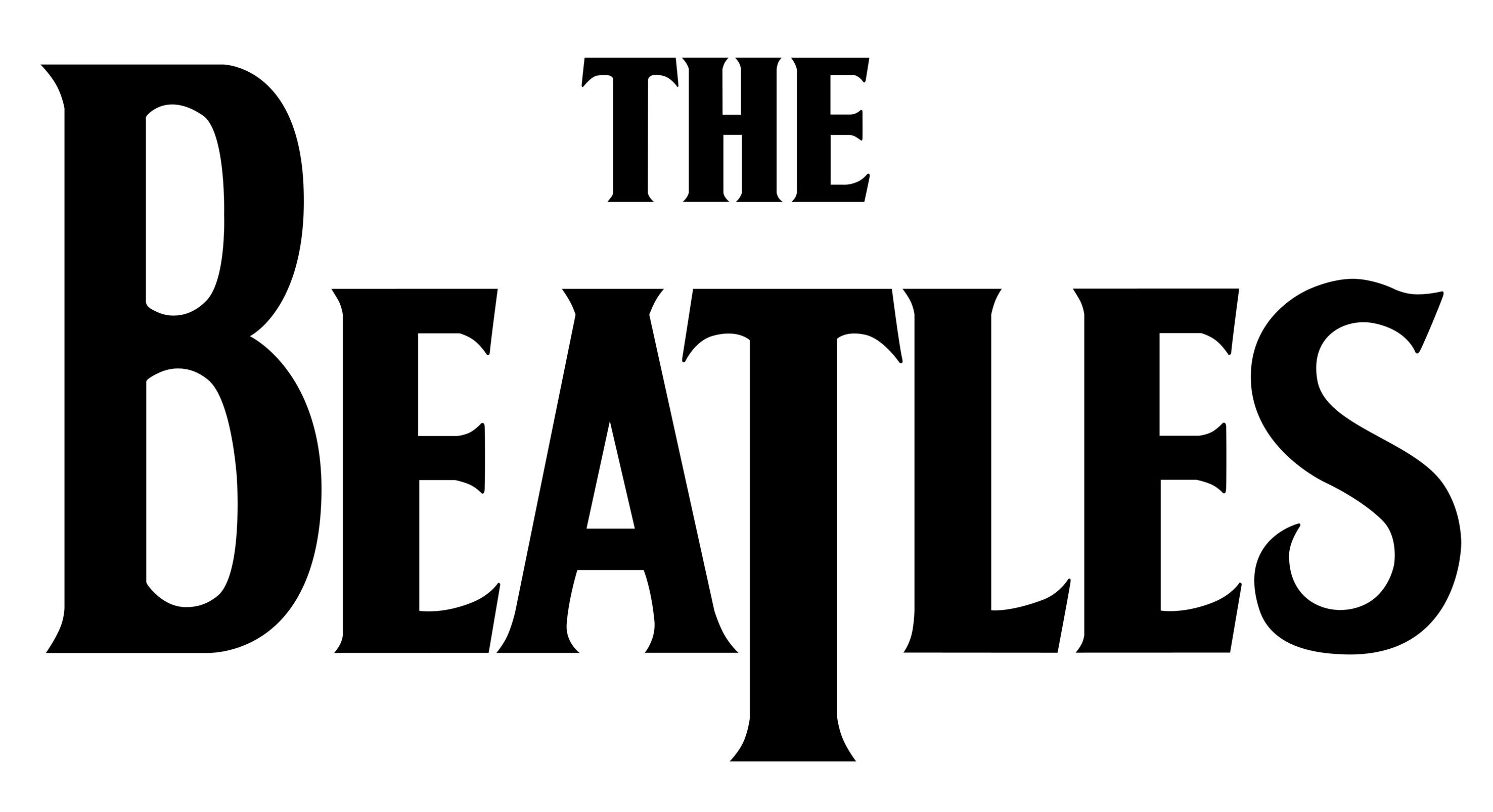 Beatles clip art.