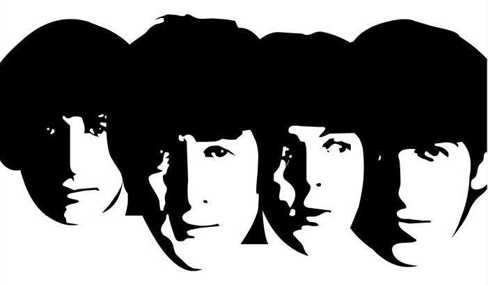 Beatles Clip Art in 2019.